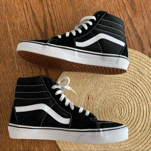 Vans Off the Wall Ankle Comfy lace-Up Sneakers